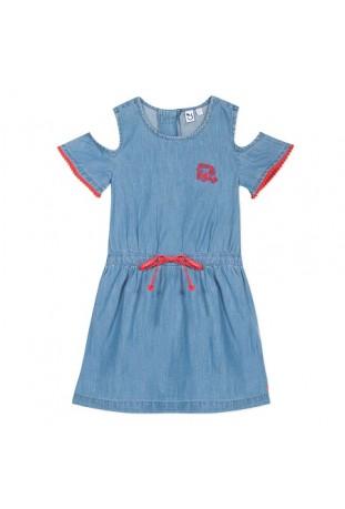 Φόρεμα με ώμους 3P