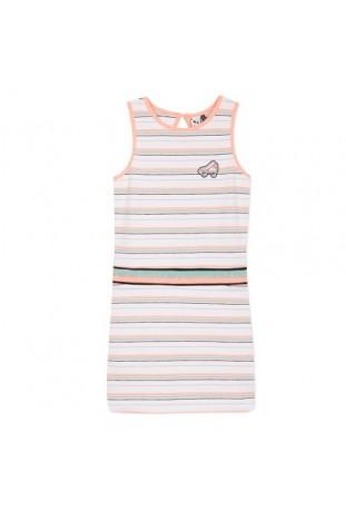 Ριγέ φόρεμα 3P