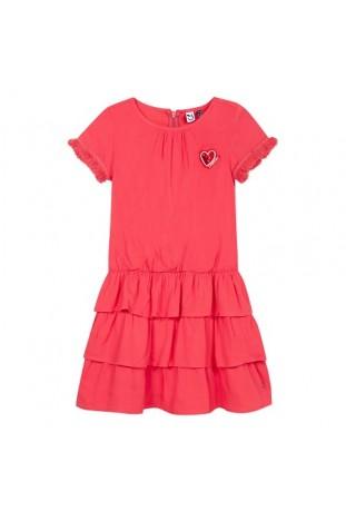 Φόρεμα βολάν 3P
