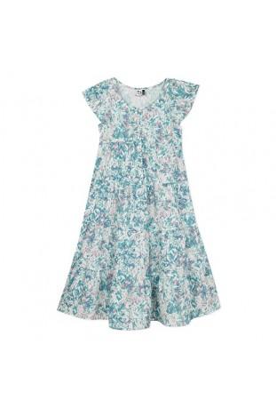 Φόρεμα allover print 3P