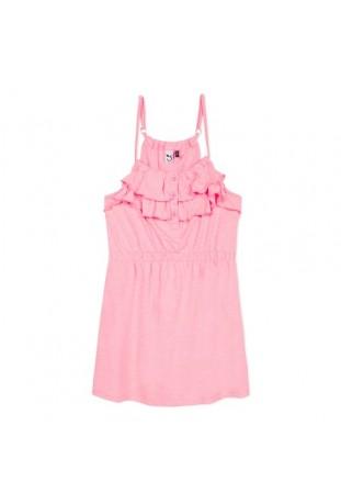 Φόρεμα αμάνικο 3P