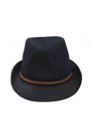 Καπέλο μαύρο αγόρι