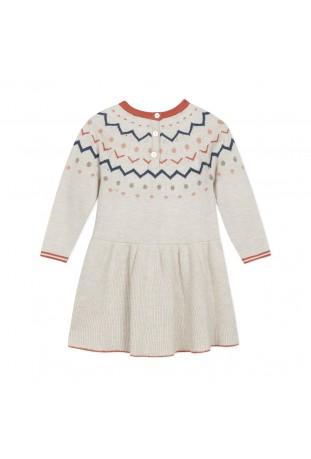 Φόρεμα JACQUARD