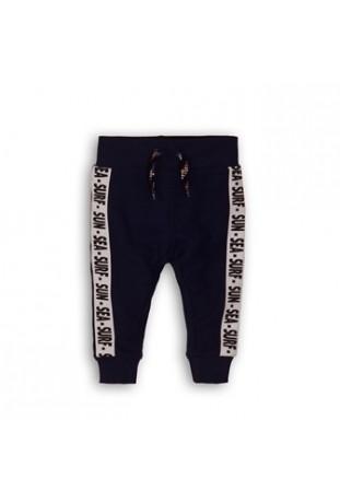 Παντελόνι με πλαϊνό σχέδιο