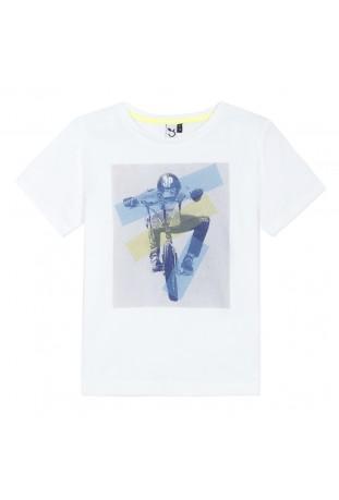 Κοντομάνικα μπλουζάκια αγόρι