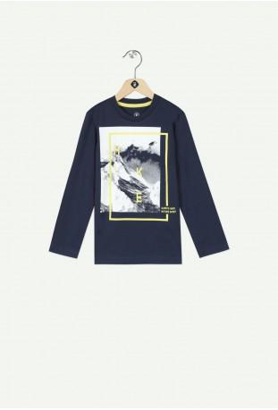 Μπλουζα Ζ T shirt