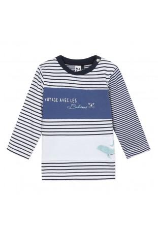 Μακρυμάνικη μπλούζα μαρινιέρα