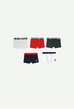 Lot de boxer