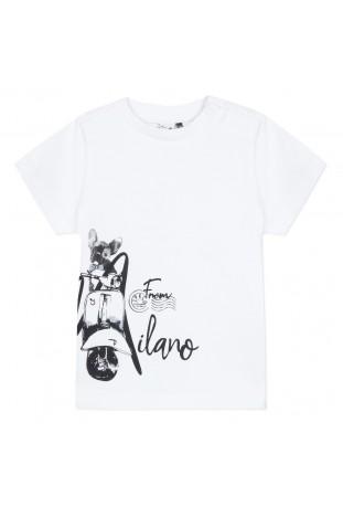 Τ-shirt σε 2 χρώματα