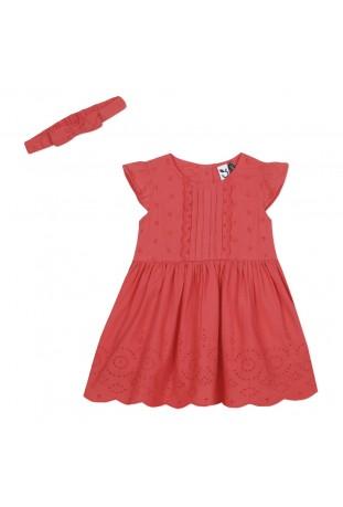Σετ φόρεμα και κορδέλα 2...