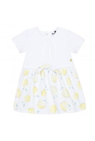 Φόρεμα λεμόνια