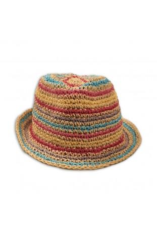 Πολύχρωμο καπέλο