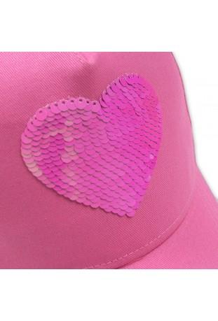heart baseball cap CAPS