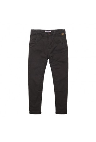 Παντελόνι chino μαύρο