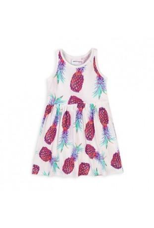Φόρεμα με ανανάδες