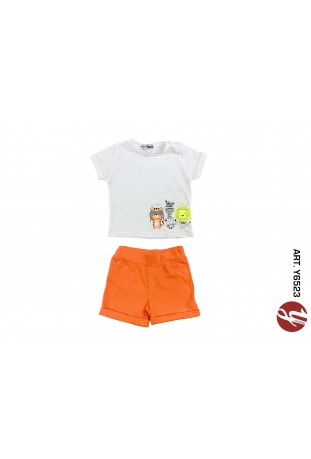INFANT BOY SET 2PCS PAG 10