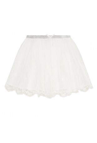 SKIRT EMBROIDERED 3P