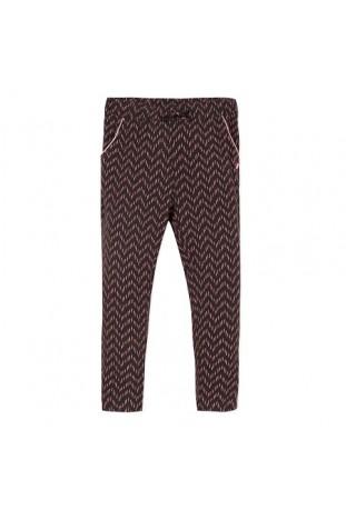 Παντελόνι με τύπωμα 3P